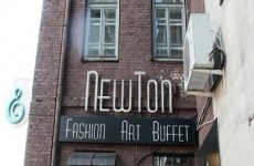 Newton Fashion. Art. Buffet